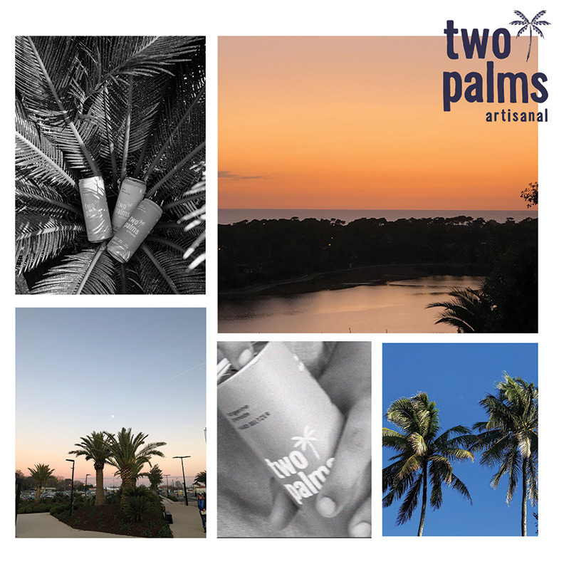 Two palms website